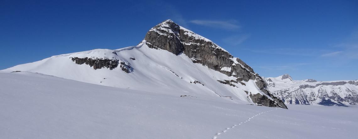 Schneeschuh-Tagestour Buchserberg