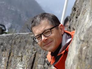Wanderleiter Martin Gabathuler