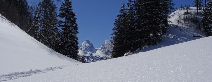 Schneeschuhtour Toggenburg