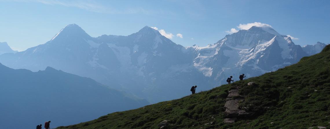 Wandertage Berner Oberland